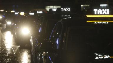 """Manifestation des taxis mardi à Bruxelles: """"opérations escargots"""" et barrages filtrants"""