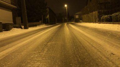 L'IRM met en garde contre des conditions glissantes sur les routes vendredi soir et samedi