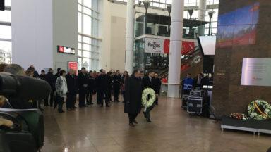 Hommage aux victimes : Brussels Airport s'excuse pour les problèmes techniques