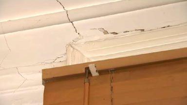 Ixelles: 13 maisons fissurées à cause d'un chantier