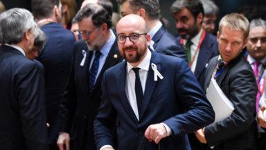 Sommet européen: droits de douane sur l'acier et l'alluminium, l'UE épargnée
