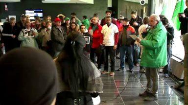 80 personnes s'enferment au siège de Pharma.be pour dénoncer le prix des médicaments