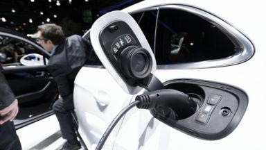 La Belgique compte 9.244 voitures électriques en circulation