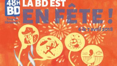 48 H BD : les bulles en fête ces vendredi et samedi
