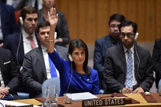 L'ONU saisie d'un projet de résolution occidental à trois volets