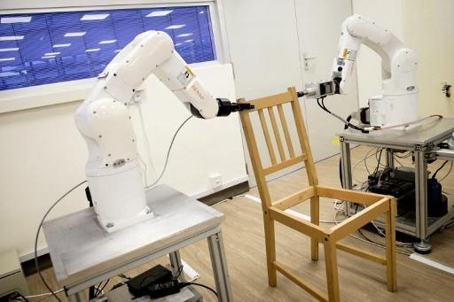 Le robot monteur de meubles Ikea existe enfin