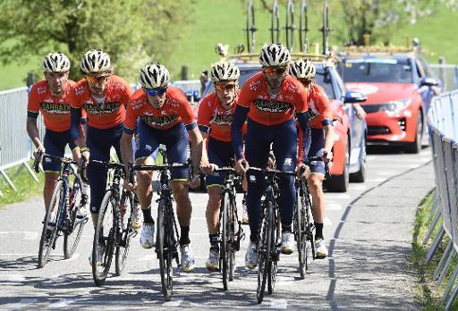 Jungels s'impose, Bardet 3e, Alaphilippe au pied du podium — Liège-Bastogne-Liège