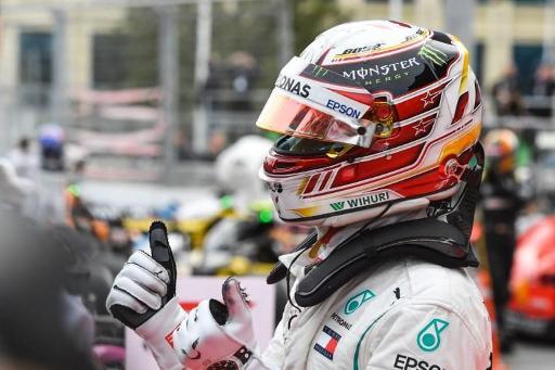 Pole position pour Sebastian Vettel à Bakou