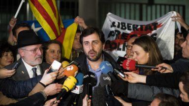 Les ex-ministres catalans qui avaient fui en Belgique sont laissés en liberté sous conditions