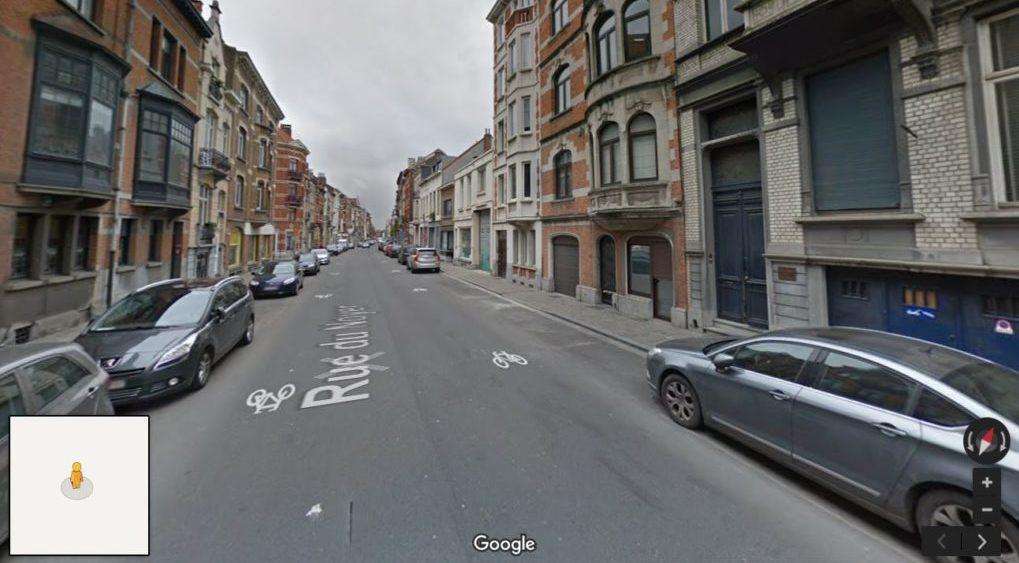 Un homme, retranché, a été abattu par la police — Bruxelles