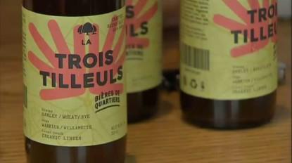 Le quartier des Trois Tilleuls de Watermael-Boitsfort a sa propre bière - BX1