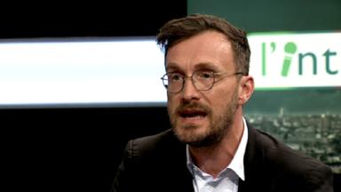 """Pascal Smet (SP.A) sur le plan de circulation du tunnel Leopold 2: """"Il y a une tentative de politiser le dossier"""""""
