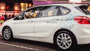 Voitures partagées : la plateforme DriveNow quitte Bruxelles