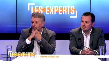 Les Experts : Christophe Magdalijns (DéFi) et Hervé Doyen (cdH) invités de cette semaine