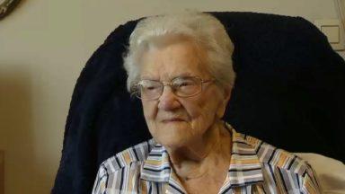 Anderlecht : la doyenne des Belges Elisabeth De Proost a 110 ans