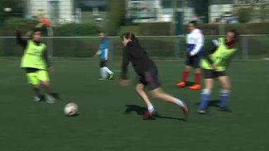Le succès des Red Flames révèle l'engouement pour le foot féminin