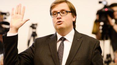 Gaëtan Van Goidsenhoven devient président de la S.R.P.A. Veeweyde