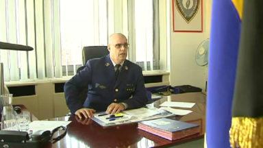 Jacques Gorteman, chef de corps ad interim de la zone de police Bruxelles-Ouest