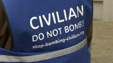 Syrie : Handicap International et Axelle Red mobilisent le public contre les bombardements de civils