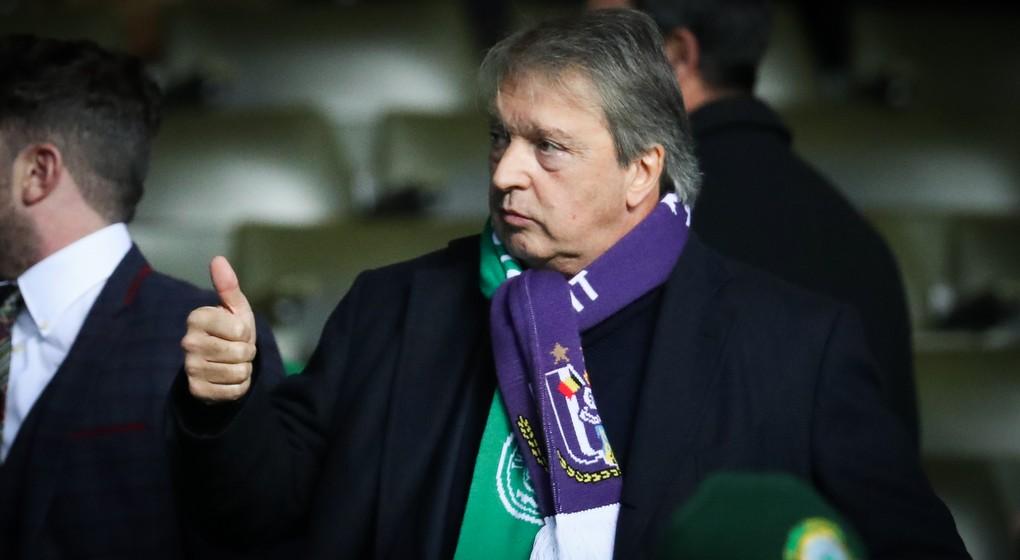 Anderlecht: Devroe officiellement engagé comme directeur sportif