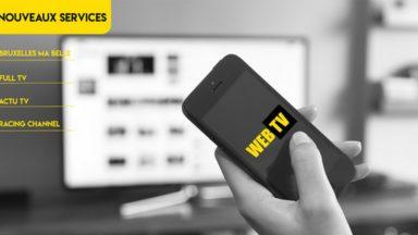 La Fédération Wallonie-Bruxelles annonce l'arrivée de quatre nouvelles WebTV