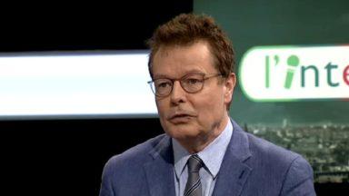 """Johan Van den Driessche : """"C'est normal que le MR parle de la N-VA vu les bons résultats au fédéral"""""""