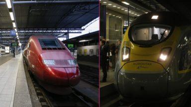 La marque Thalys doit disparaître après sa fusion avec Eurostar