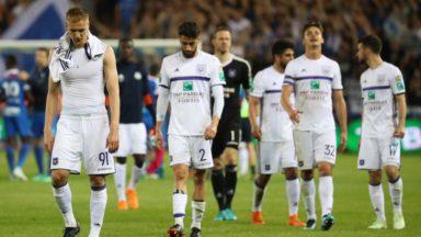 Football: Genk maîtrise Anderlecht qui aligne une deuxième défaite consécutive