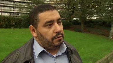 Redouane Ahrouch du parti Islam va contester son licenciement par la Stib devant le tribunal