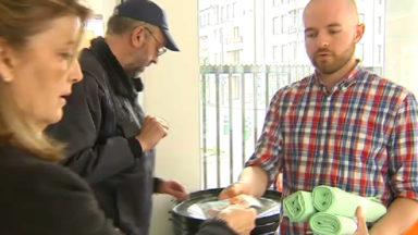 Molenbeek-St-Jean : des sacs poubelles distribués gratuitement pour sensibiliser à la propreté