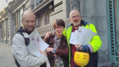 Le projet de dossier social partagé doit être abandonné selon Laurent D'Ursel, président de Douche Flux