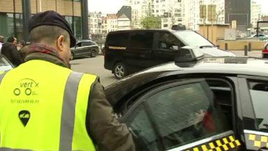 Taxis : les chauffeurs ne sont pas des contrôleurs, prévient Bruxelles Moblité