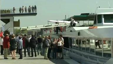 Neder-Over-Hembeek : inauguration du nouveau terminal à passagers du Port du Bruxelles