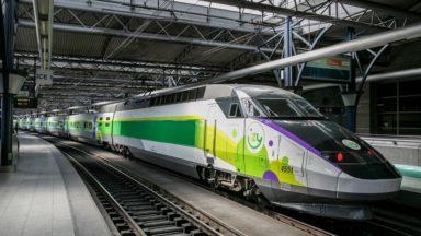 Grève nationale : peu de perturbations attendues pour les trains à grande vitesse
