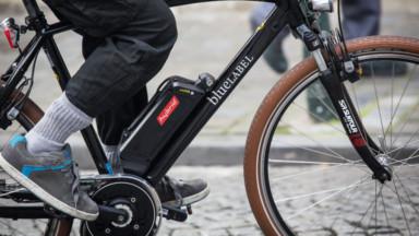 L'usage du vélo électrique en forte augmentation à Bruxelles