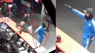 Avis de recherche : la police cherche des infos sur quatre auteurs d'un vol à main armée à Bruxelles