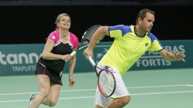 Tennis : Malisse, Leconte et Enqvist s'invitent au BNP Paribas Fortis Champions à Bruxelles