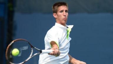 Yannick Mertens battu en finale des Futures de Djerba