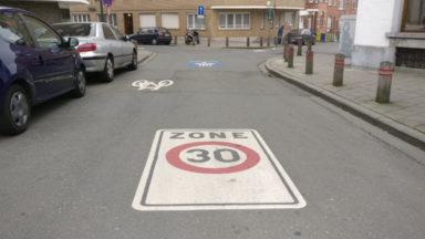 Molenbeek : les zones 30 plus visibles et sécurisées à l'avenir