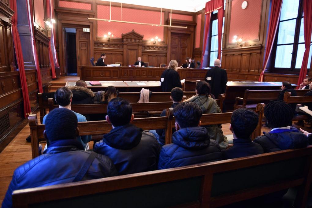 Sept personnes condamnées, le rappeur de Benlabel acquitté (vidéo) — Emeutes à Bruxelles