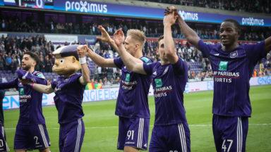 Lukasz Teodorczyk offre les 3 points du topper à Anderlecht