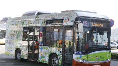 Les premiers bus électriques de la STIB en service le 1er juin