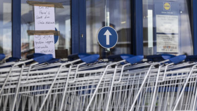 Lidl : les magasins fermés à Bruxelles