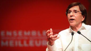 """Le PS adopte sa boîte à idées pour les élections communales: """"L'heure de la reconquête a sonné"""""""