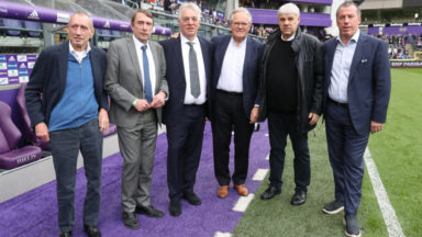 Football : Anderlecht engage l'attaquant albanais Kristal Abazaj
