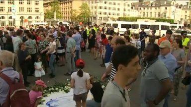 Marche pour la vie à Bruxelles: une vingtaine de contre-manifestants interpellés
