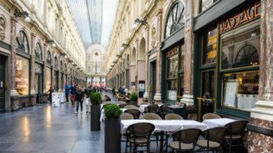 Le secteur horeca réclame des mesures pour soutenir les établissements du centre-ville