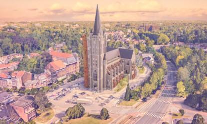Watermael-Boitsfort : l'église Saint-Hubert va être réaffectée en logements