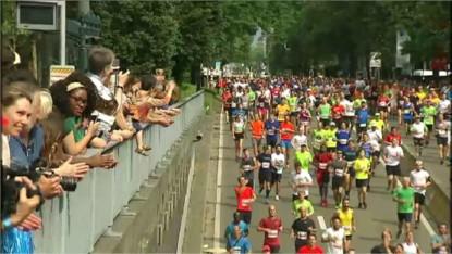 20 km de Bruxelles : les coureurs ont bénéficié d'un temps plus clément qu'annoncé