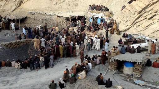 Des explosions dans des mines de charbon font 23 morts — Pakistan